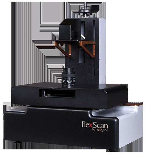 NextScan FlexScan Microfiche Scanner