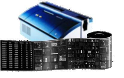 Microbox PolyCOM microfilm printer
