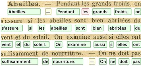 Textual Conversion via Transcription