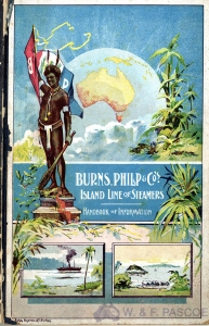 Burns, Phip & Co - Island Line of Steamers