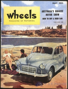 Wheels Magazine of Motoring, May 1953